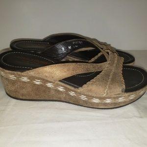 Donald J Pliner Size 8 Women's Sandals